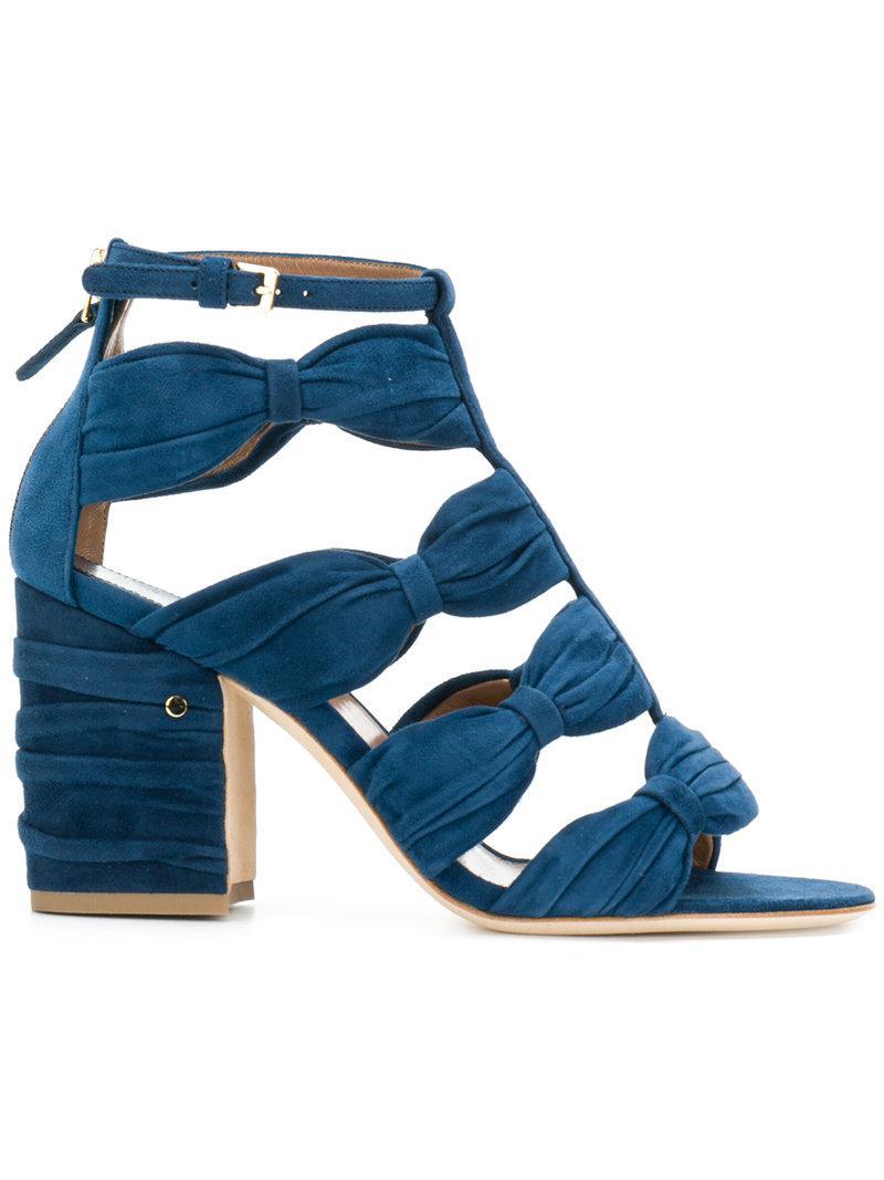 Rocky sandals - Blue Laurence Dacade qSmzyTu3H