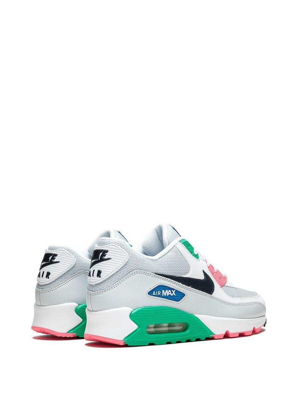 Baskets Air Max 90 Essential Caoutchouc Nike pour homme en coloris Blanc