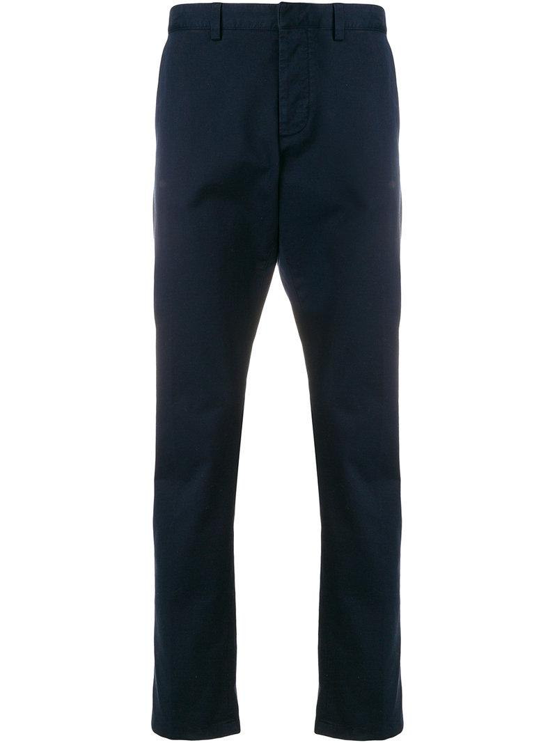 chino trousers - Blue Ami bVwFtAP