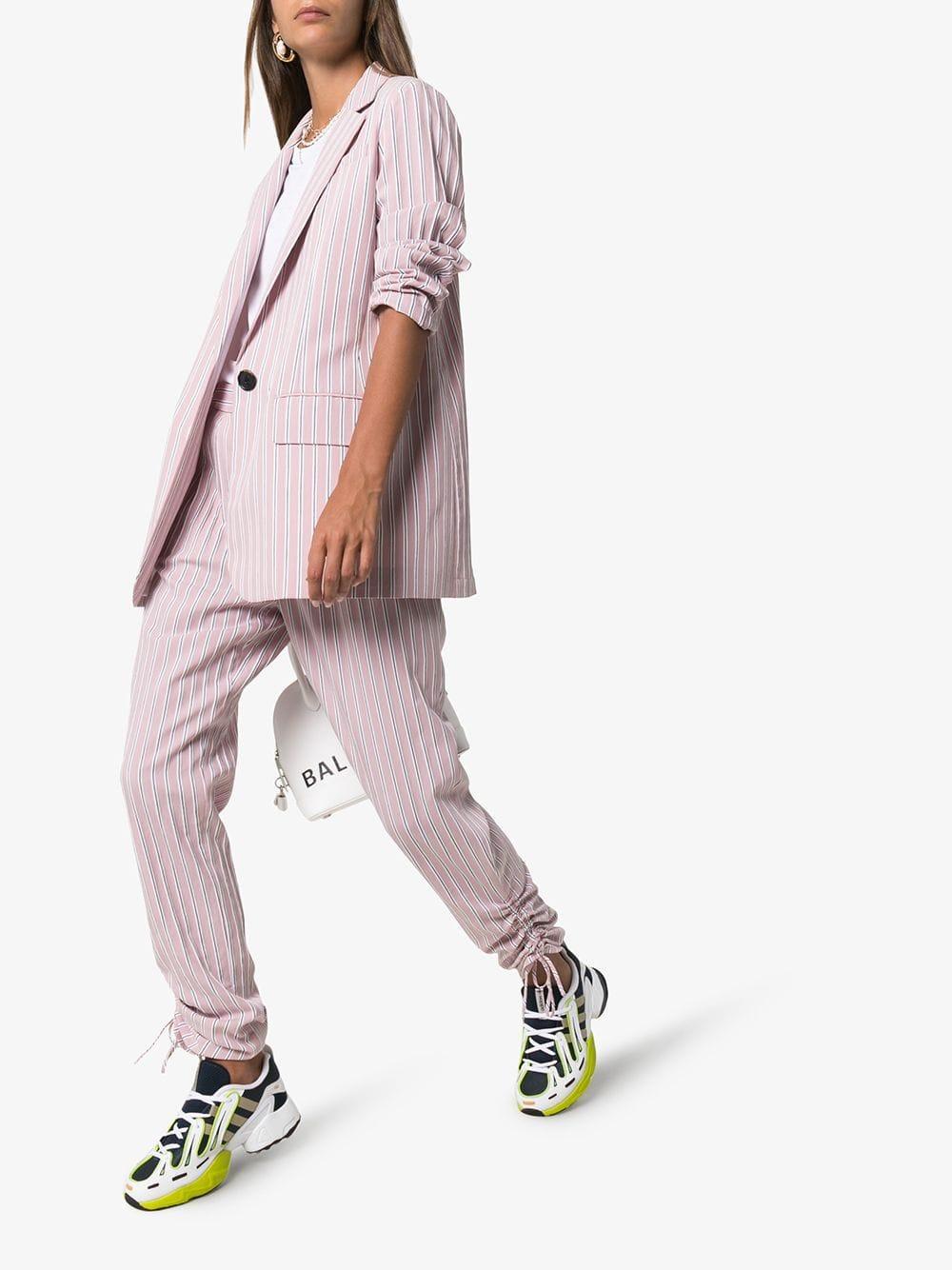 Baskets EQT Gazelle Cuir adidas en coloris Bleu 9wb7
