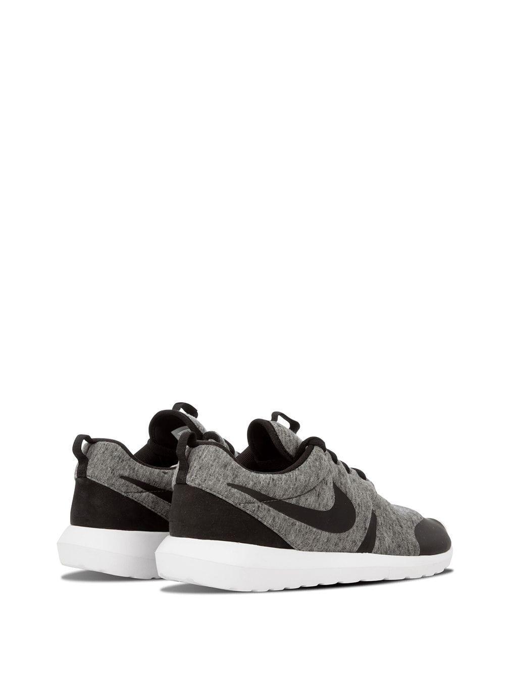 Nike Fleece Roshe Nm Tp Sneakers in het Grijs voor heren