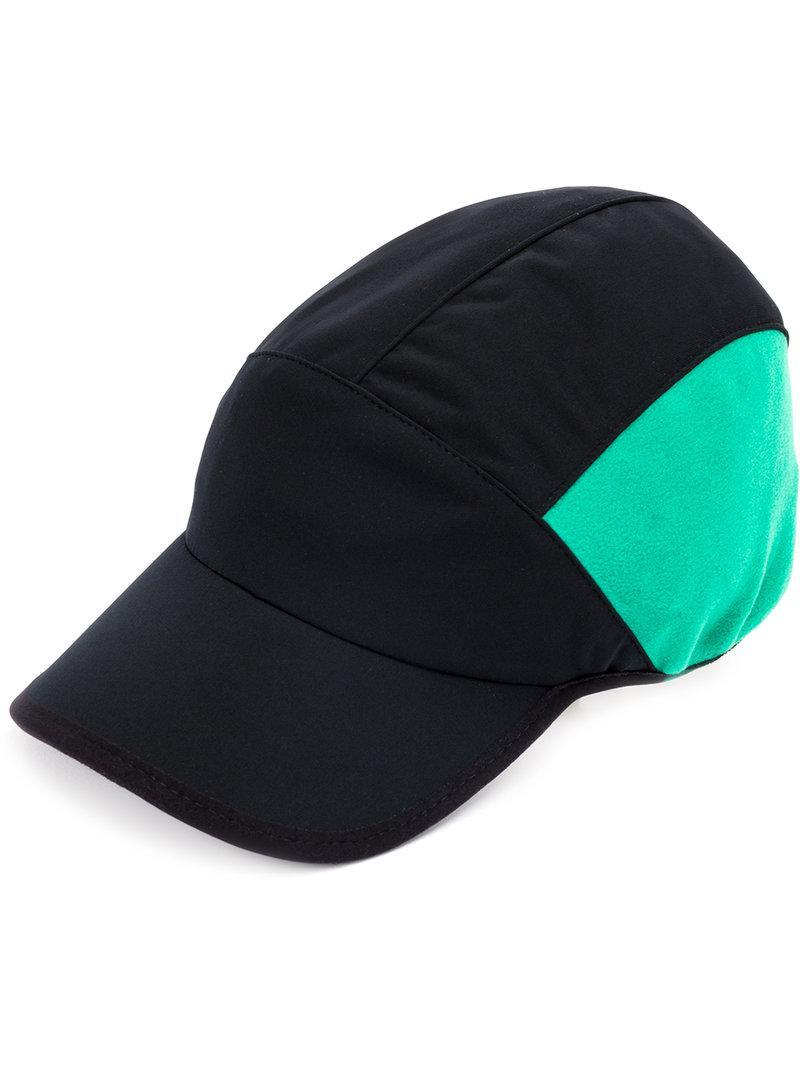 colour block cap - Black COTTWEILER U0CWO5twf