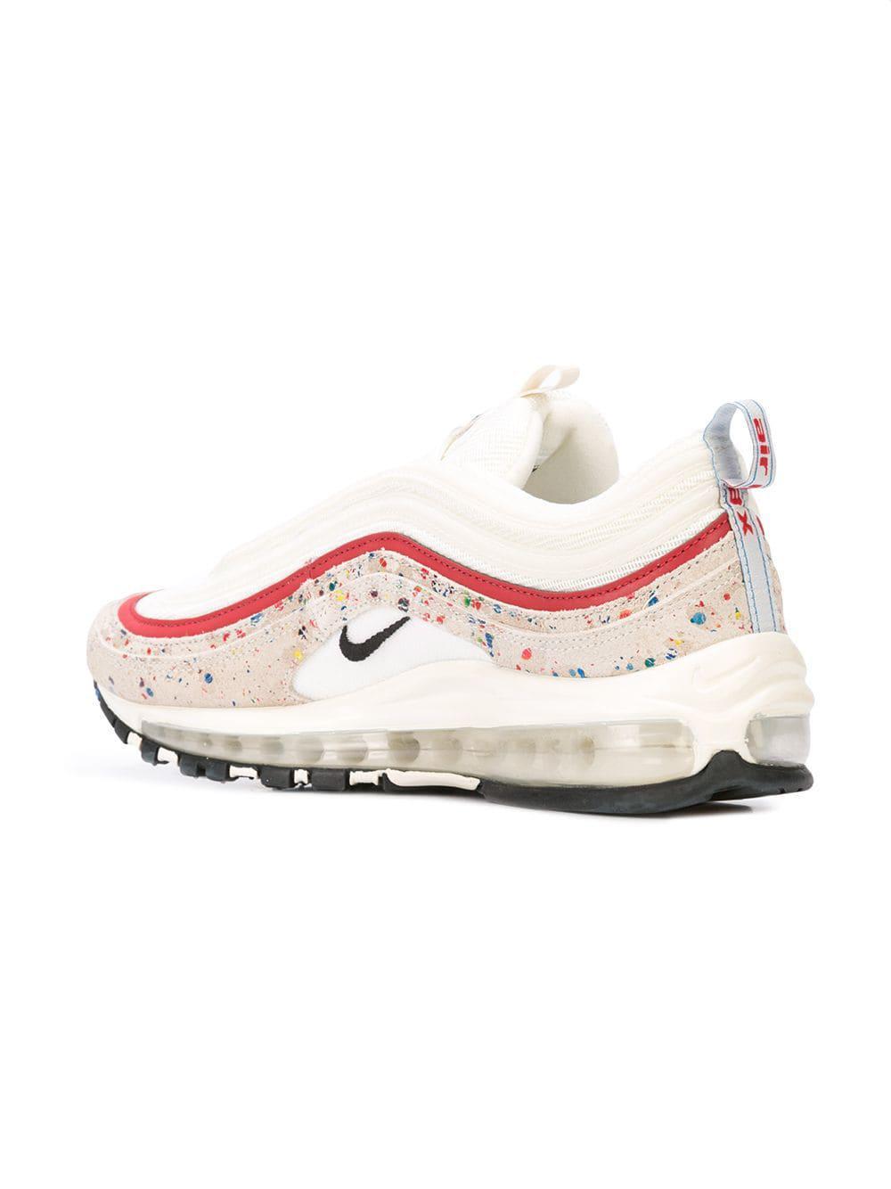 Air Max 97 Premium Paint Splatter Sneakers