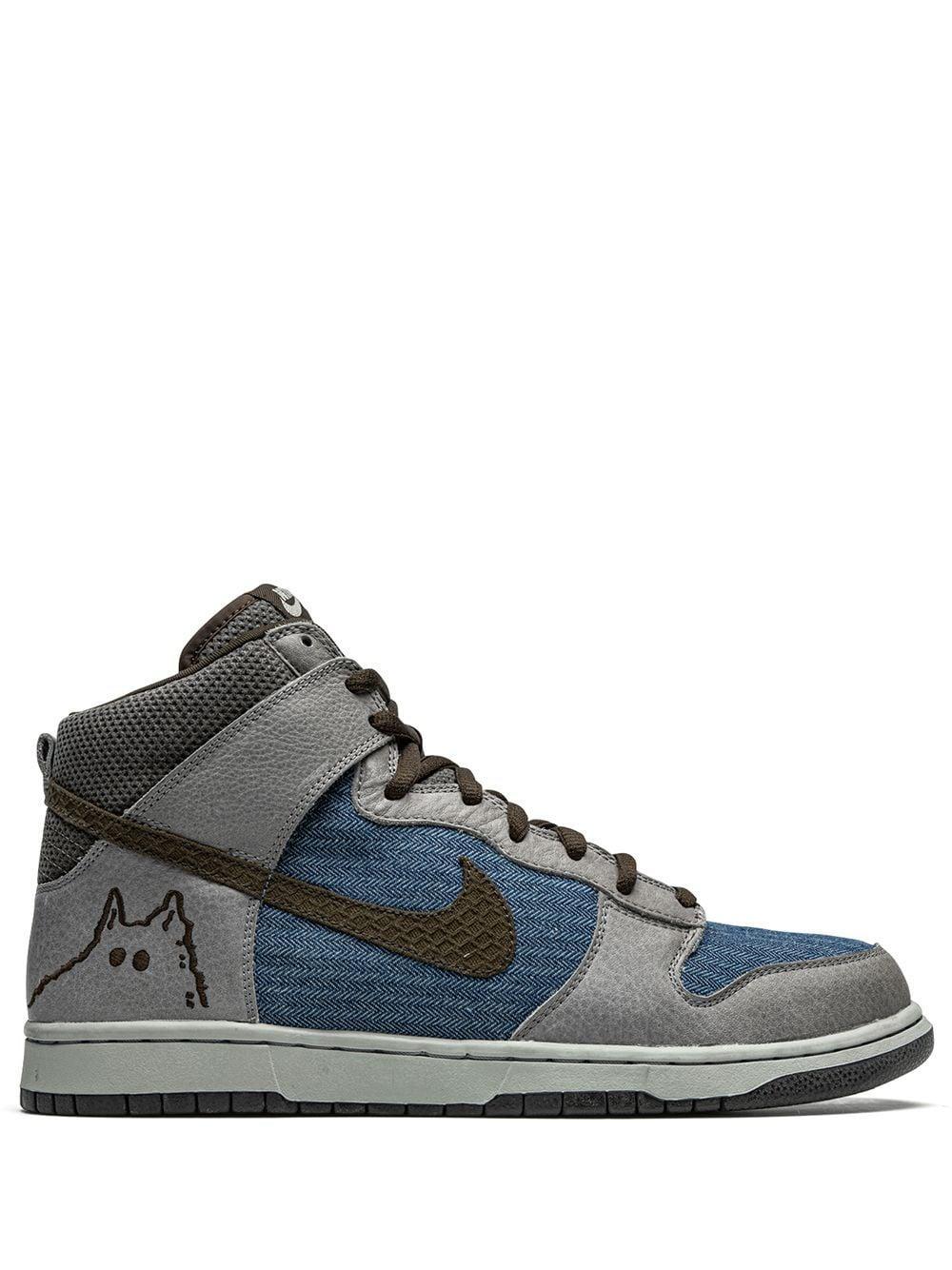 Baskets montantes Dunk Pro SB Quasimoto Cuir Nike pour homme en ...