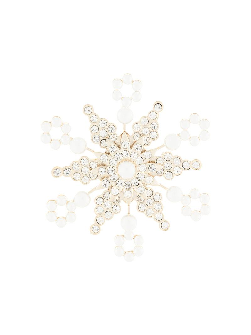 macgraw Star brooch - Metallic HscojUT0g