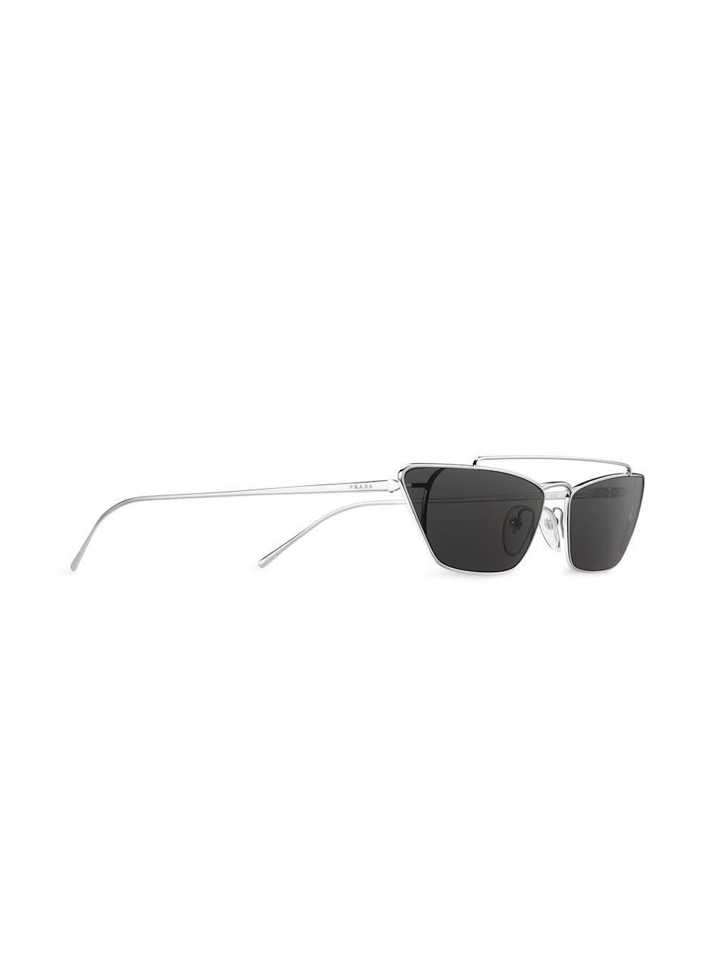 998fe0bf20 Prada Prada Ultravox Sunglasses in Metallic - Save 9.090909090909093% - Lyst