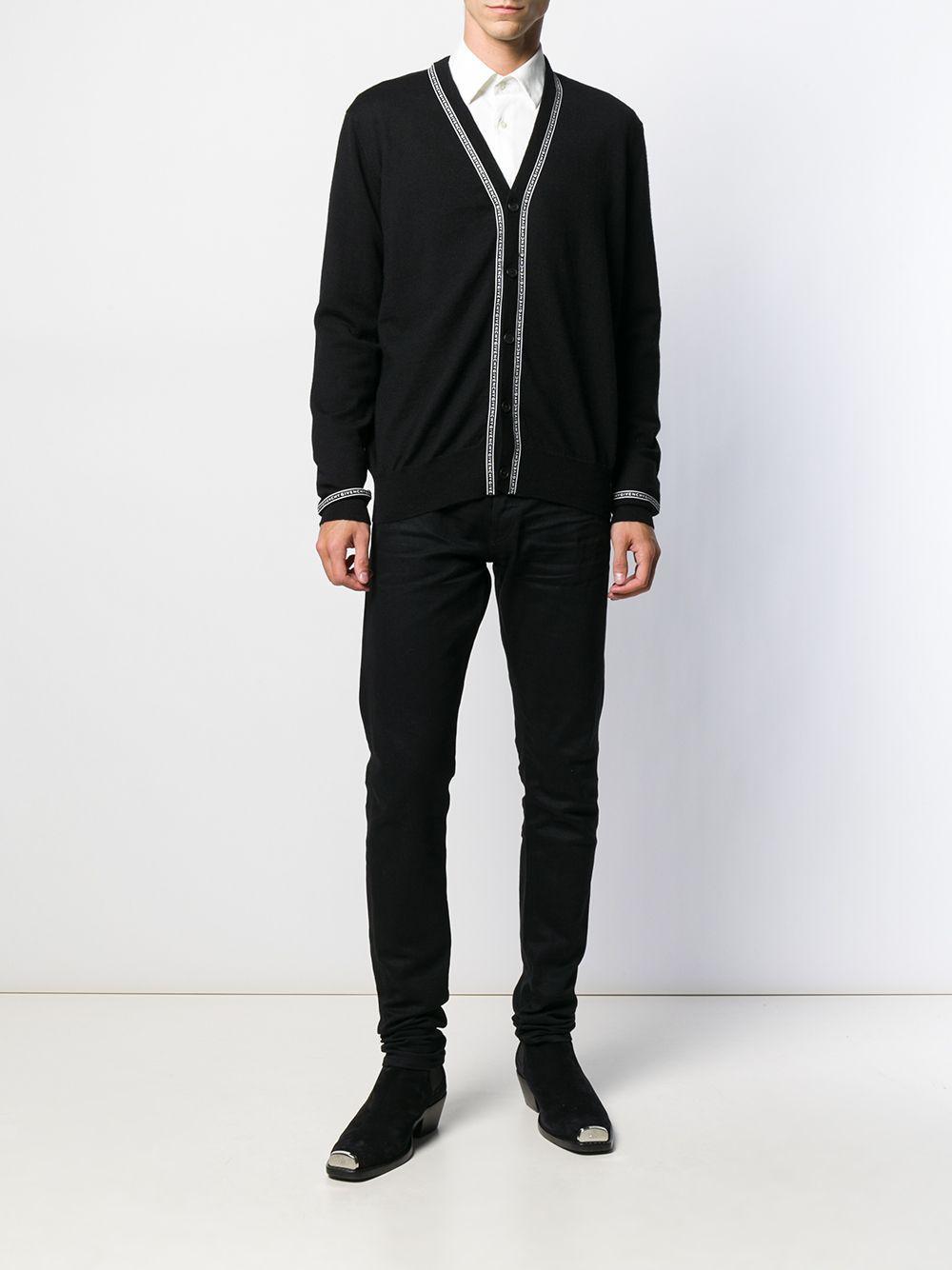 Givenchy Wol Vest in het Zwart voor heren