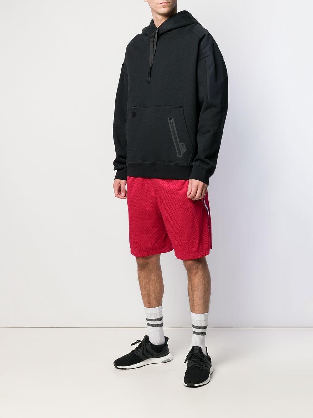 7655c2e8165104 Lyst - Nike Jordan Jumpan Shorts in Red for Men