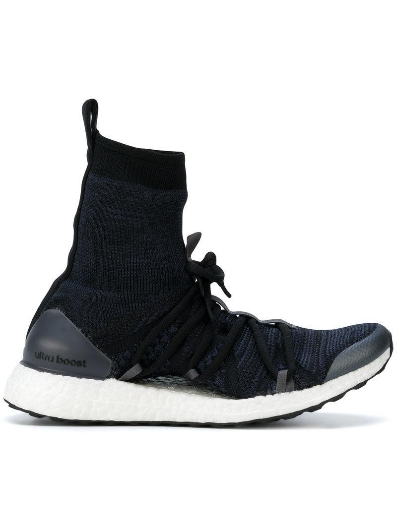 8768b2066 Adidas By Stella Mccartney Ultra Boost Sneakers in Black for Men ...