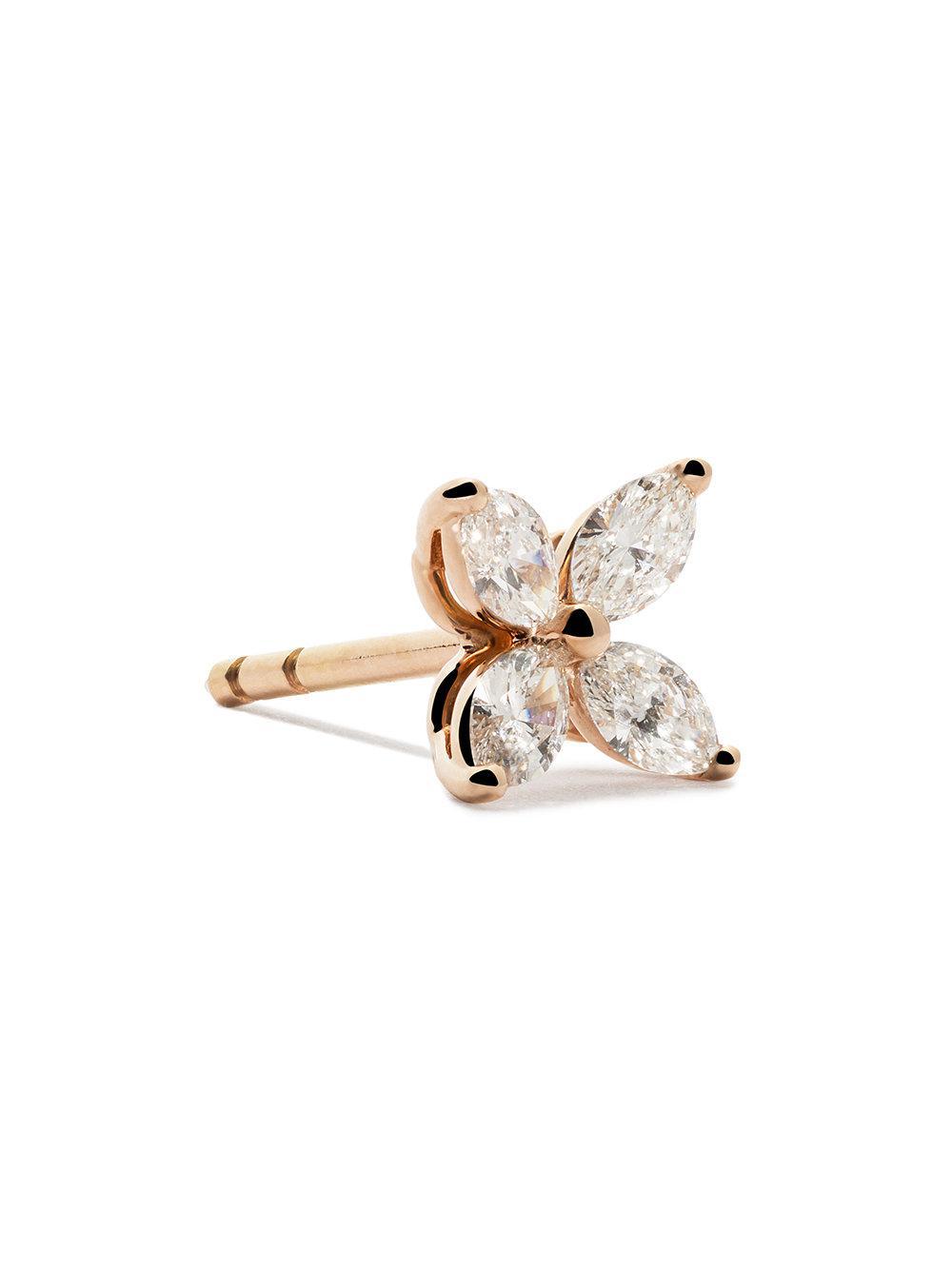 Tiffany & Co. Tiffany Victoria diamond small stud earrings - Metallic EYh9dj7TZ