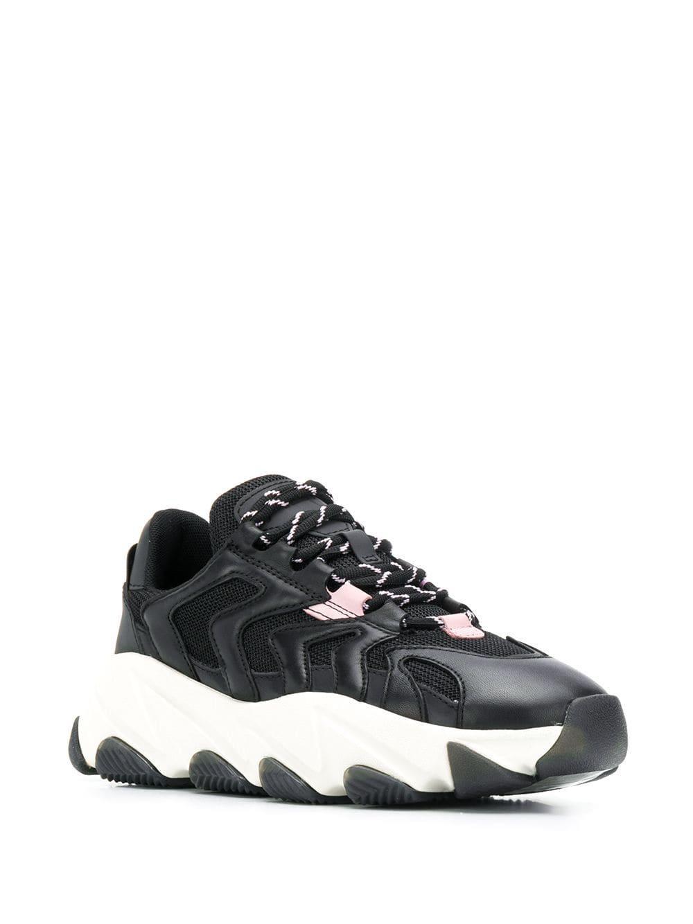 Zapatillas Extreme Ash de Caucho de color Negro