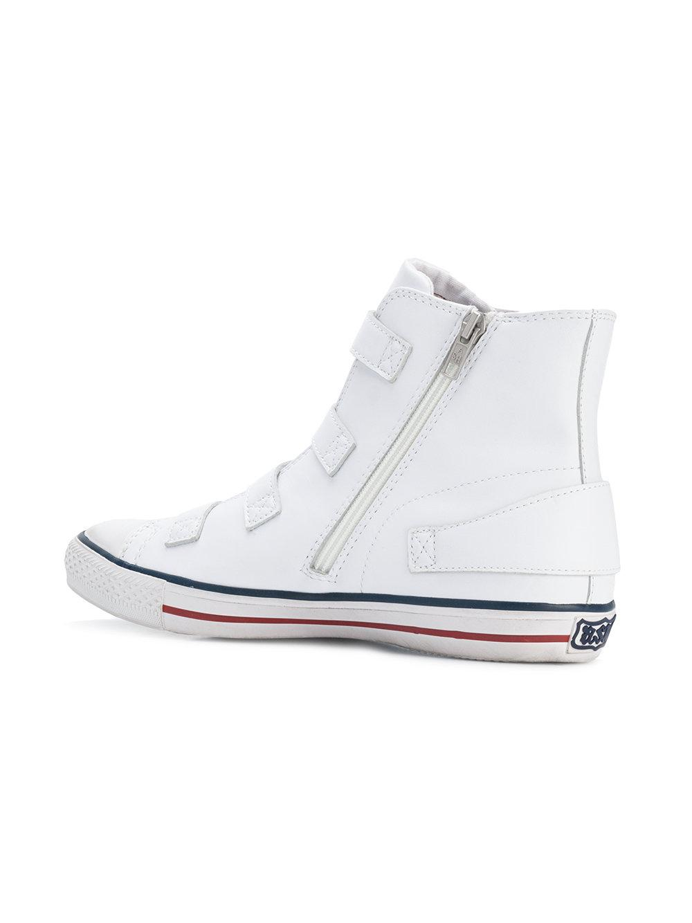 Ash Cotton Vincent Sneakers in White for Men