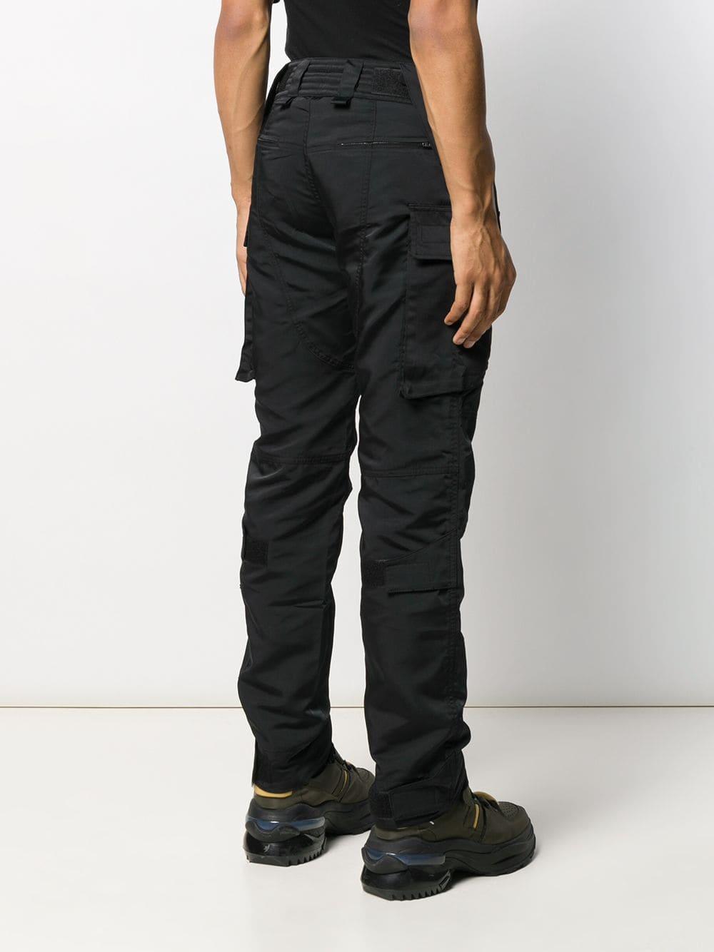 1017 ALYX 9SM Synthetik Hose mit geradem Bein in Schwarz für Herren