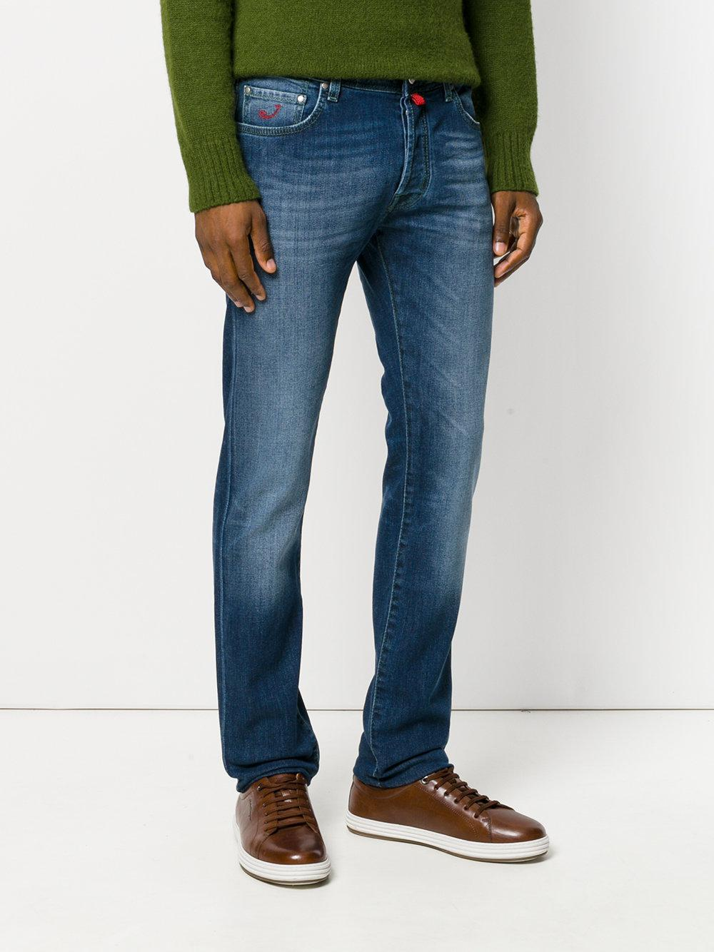 Jacob Cohen Jeans Denim in Blue for Men