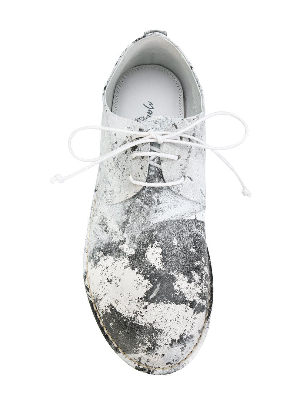 Chaussures Sancrispa Cuir Marsèll pour homme en coloris Blanc