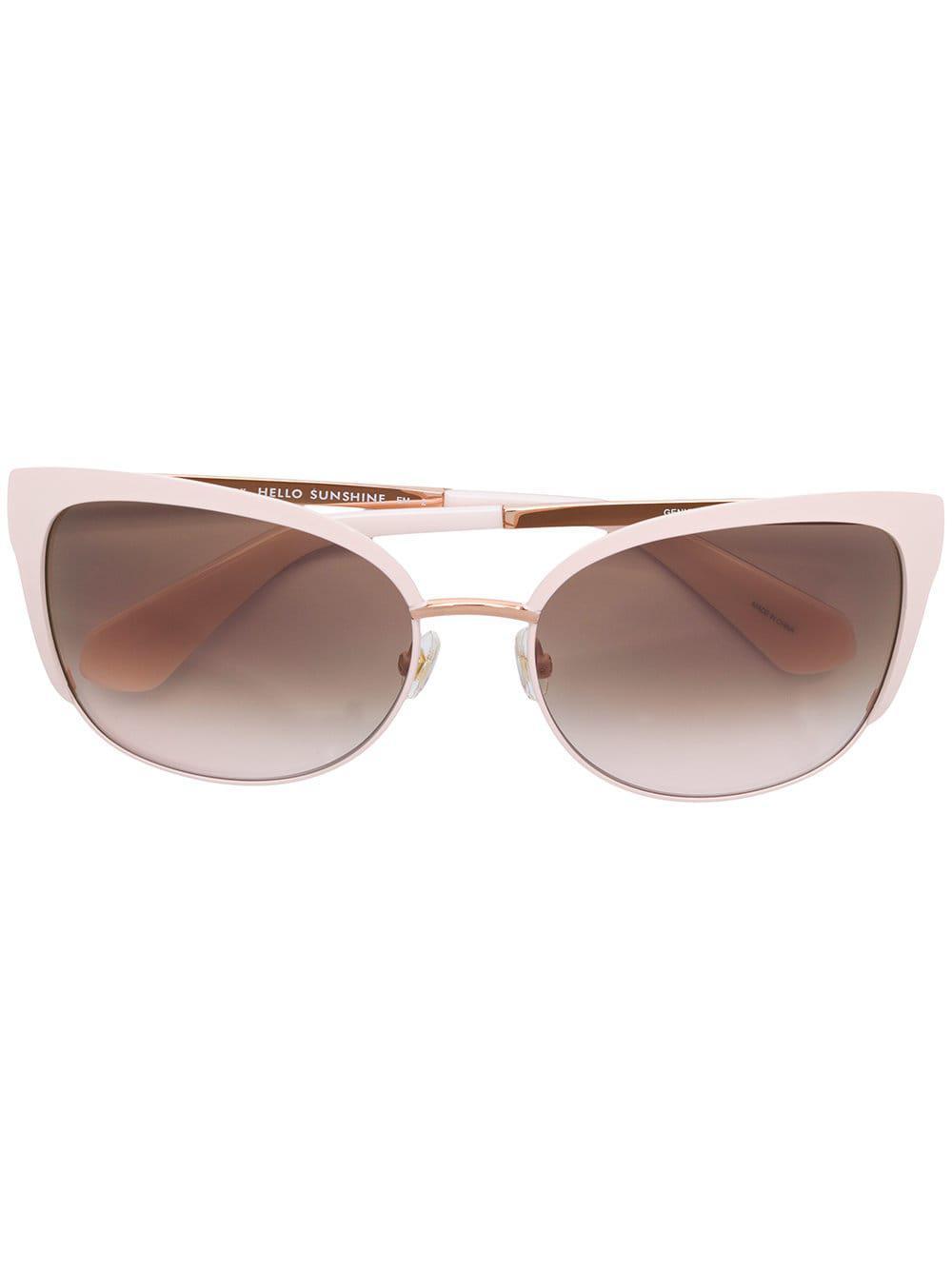 Kate Spade Genices Sunglasses