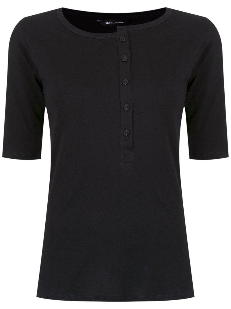 Carioca asymmetric blouse - Black Uma The Cheapest bWUAEzy