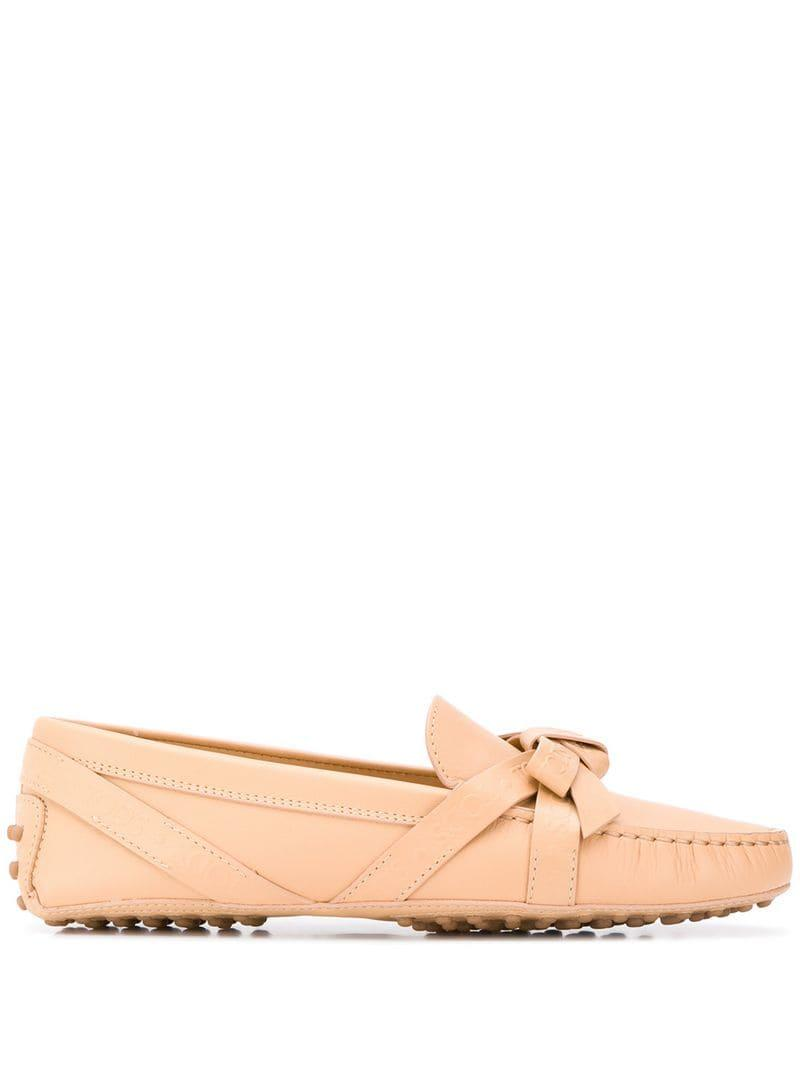 4b45dc8844c Tod s. Women s Gommini Bow Loafers