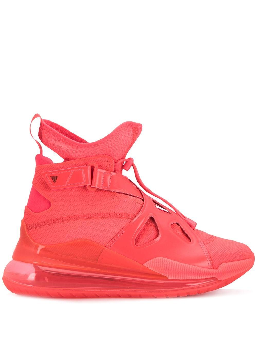 Nike Synthetic Ankle Length Sneakers in