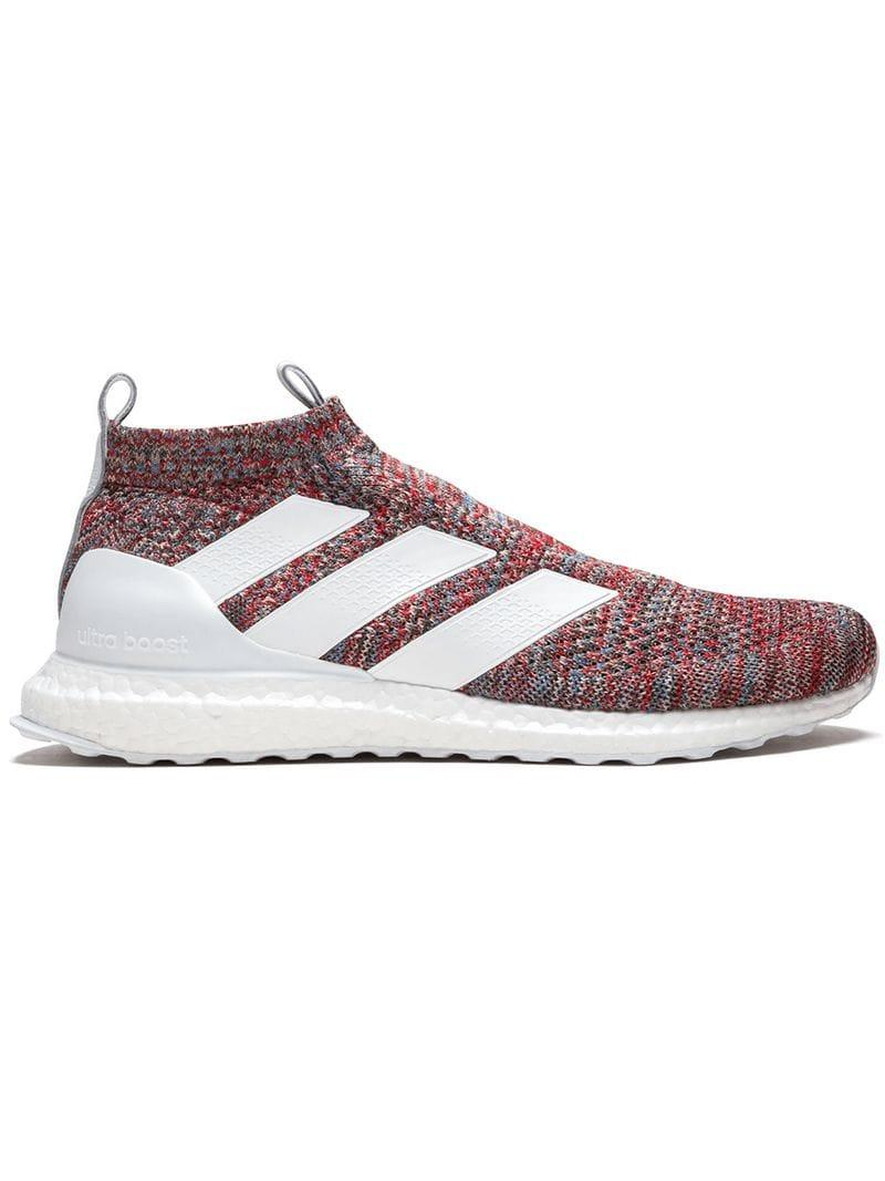 Lyst - adidas A16+ Ultraboost Kith in Red for Men 7c618fee0
