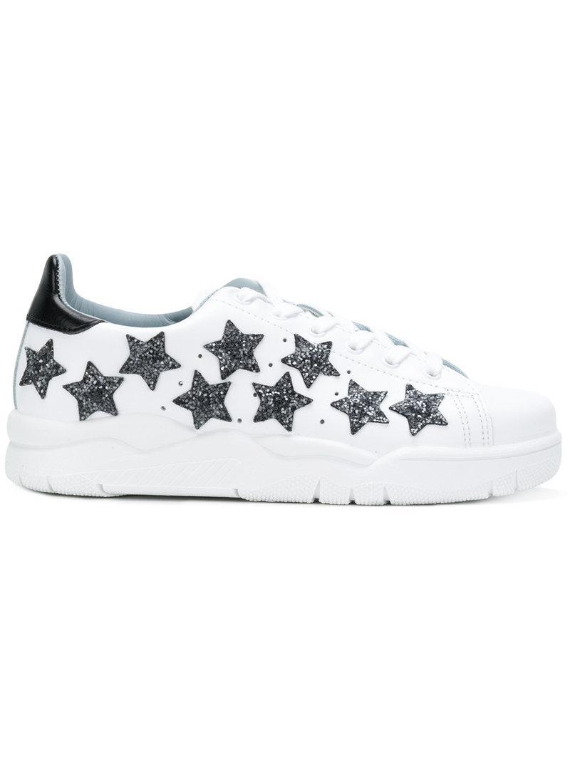 embellished Roger sneakers - White Chiara Ferragni GOwCdGC