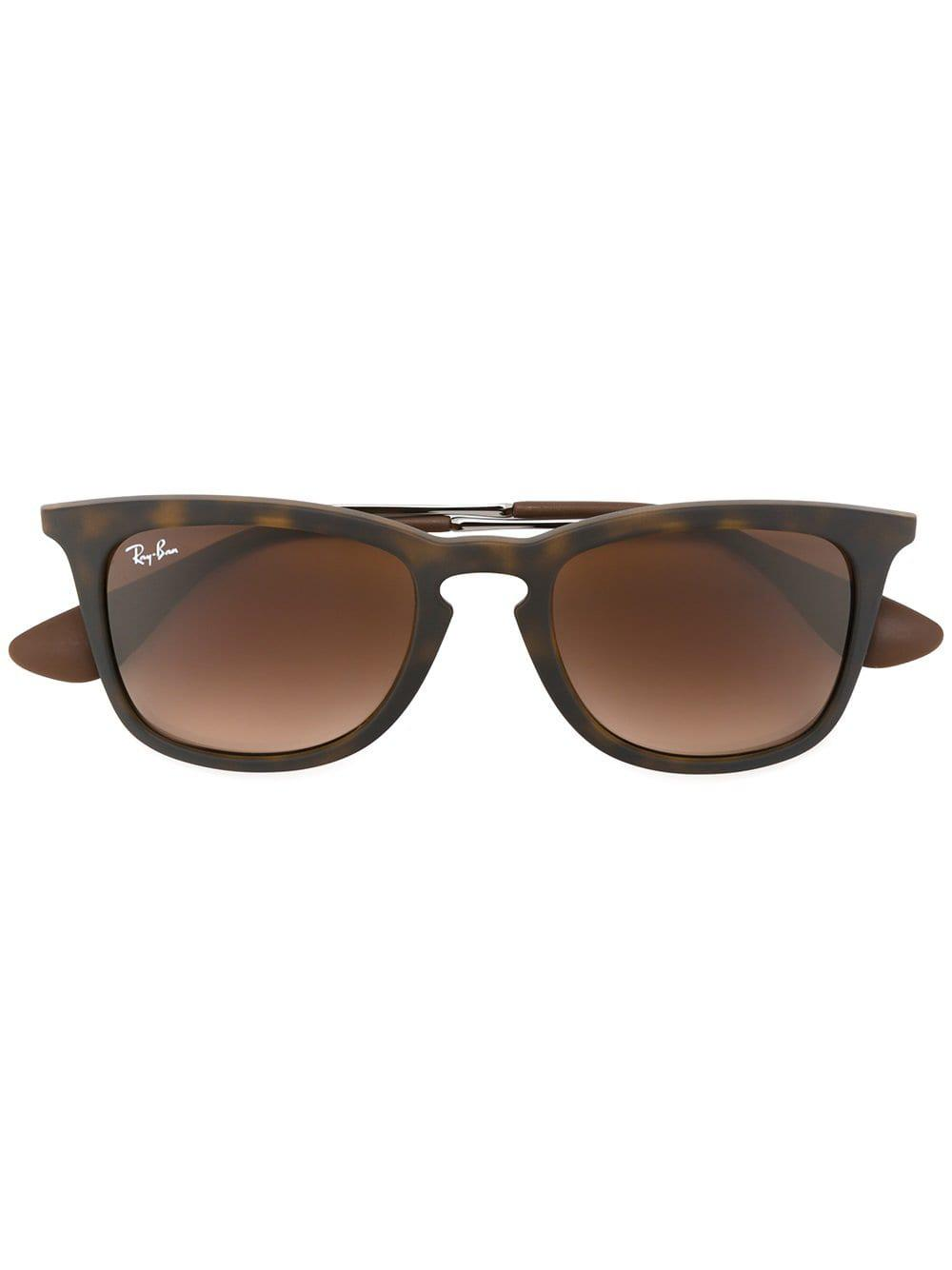 Ray-Ban 'rb4221' Sunglasses in Brown