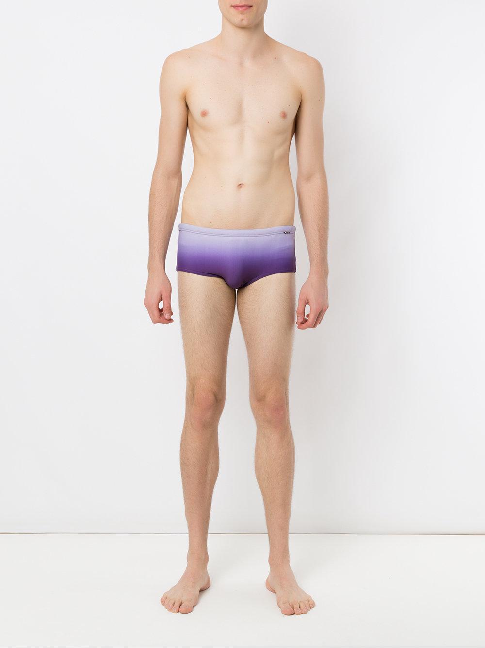 Tie Dye swimming trunk - Pink & Purple Amir Slama Cheap Sale Extremely cx9UI9f