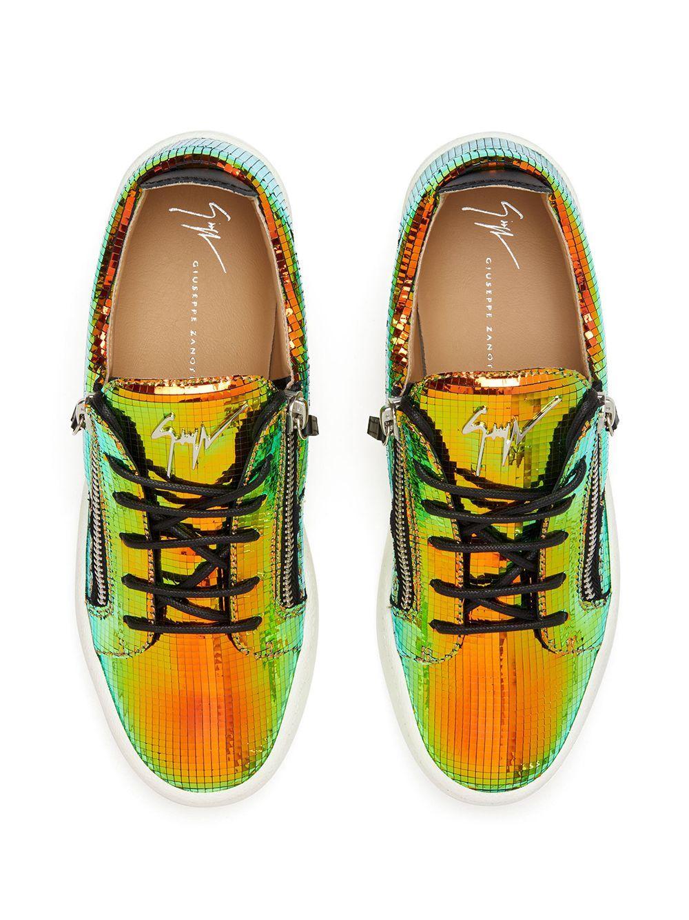 Giuseppe Zanotti Low-top Sneakers voor heren