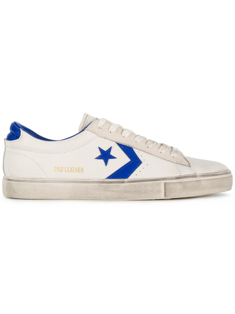 1fb8fde3c365 Lyst - Converse Lace-up Sneakers in White