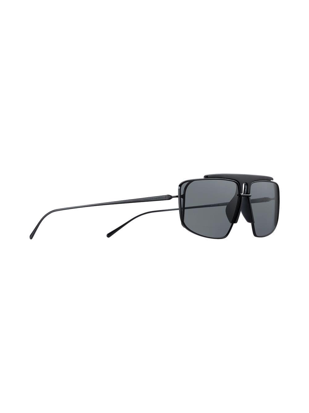 518119c0e41 Prada Prada Runway Eyewear Sunglasses in Black for Men - Lyst