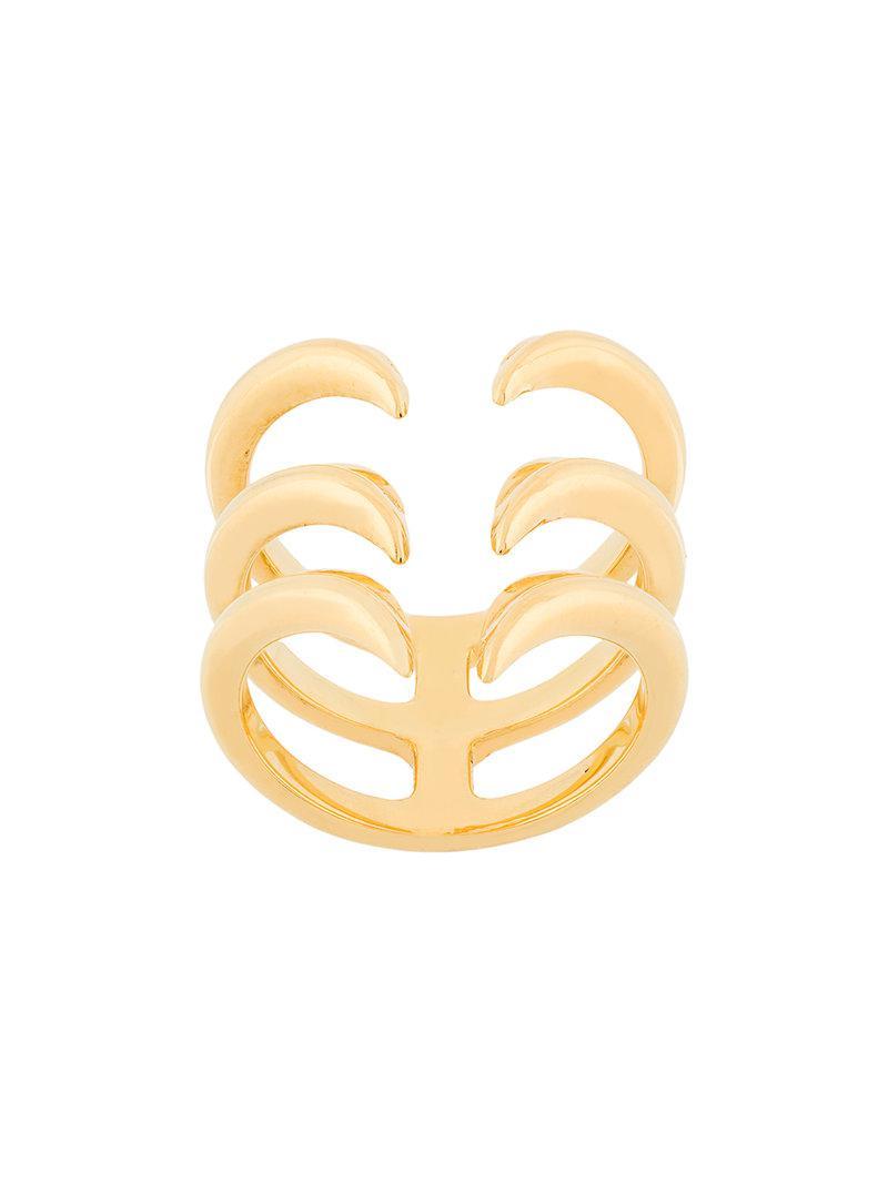 Phoebe ring - Metallic Niomo Q8LMpo