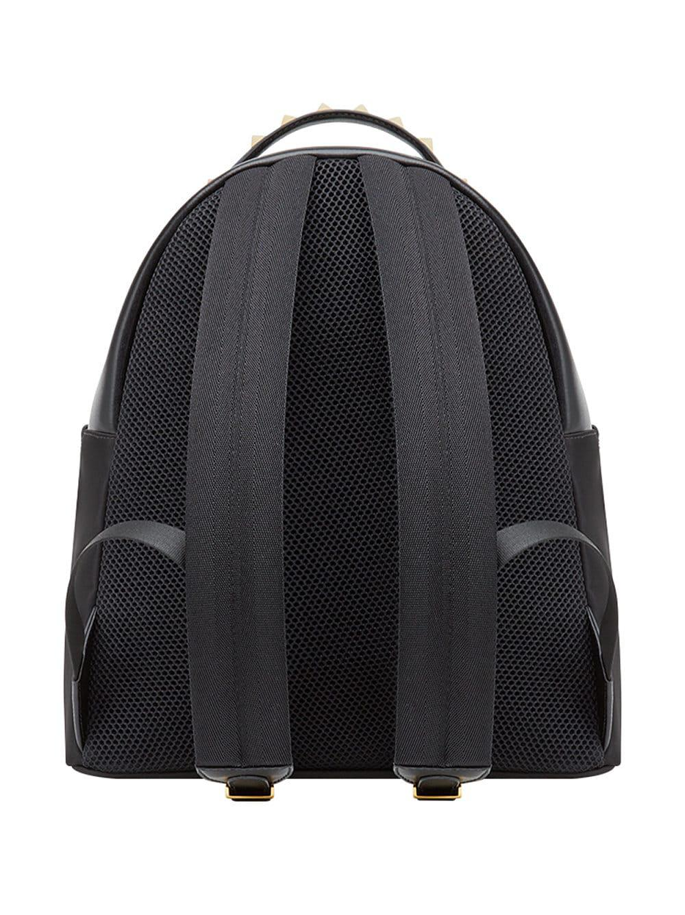 c3ce4e0855 Lyst - Fendi Bag Bugs Backpack in Black - Save 8%
