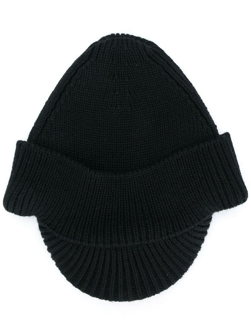Lyst - Prada Hat in Black for Men edb24a8c9c8e