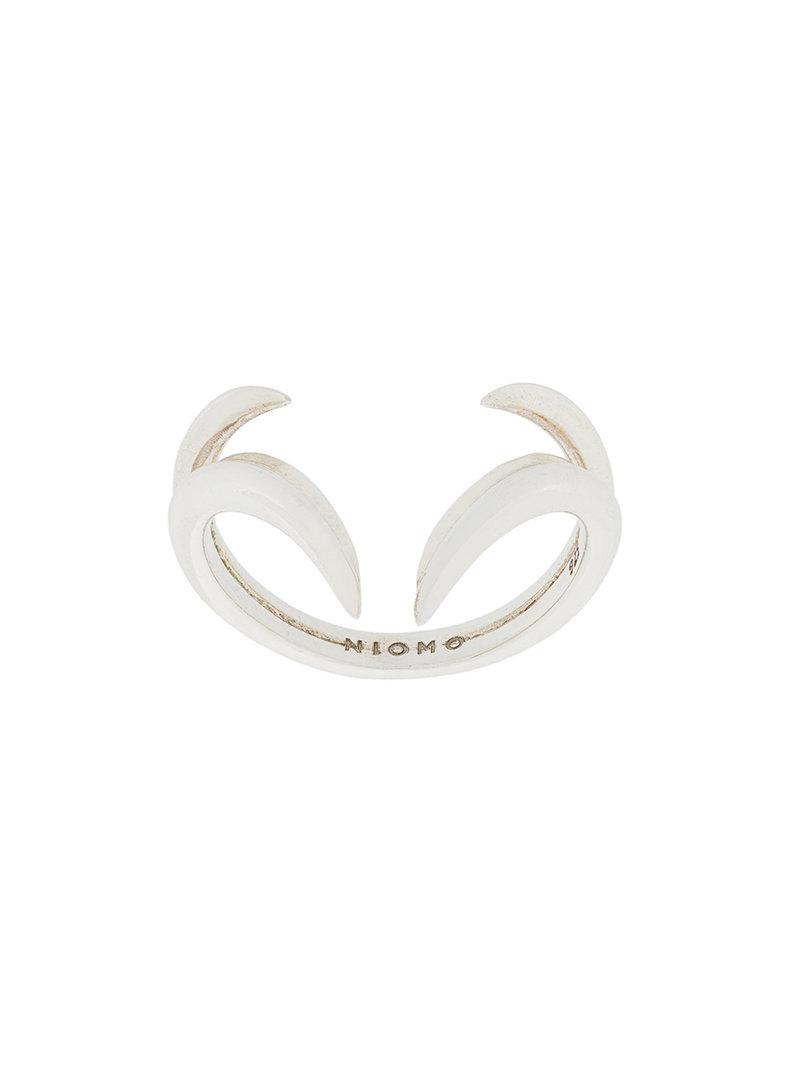 Niomo Sago ring - Metallic DfR8AKs7