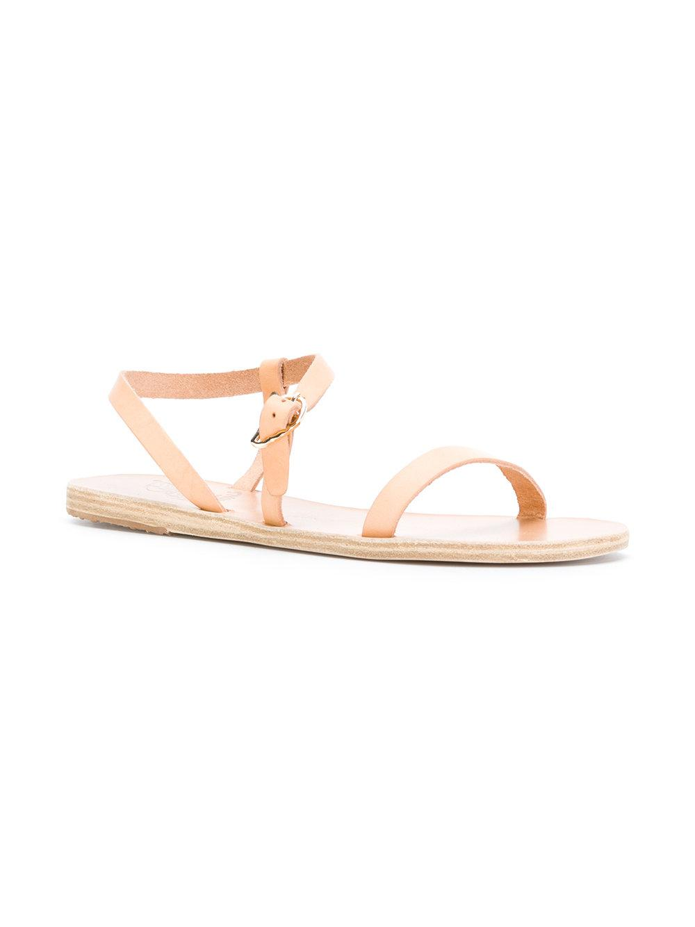 Niove flat sandals - Nude & Neutrals Ancient Greek Sandals Discount Buy Huge Surprise For Sale hbo6OR