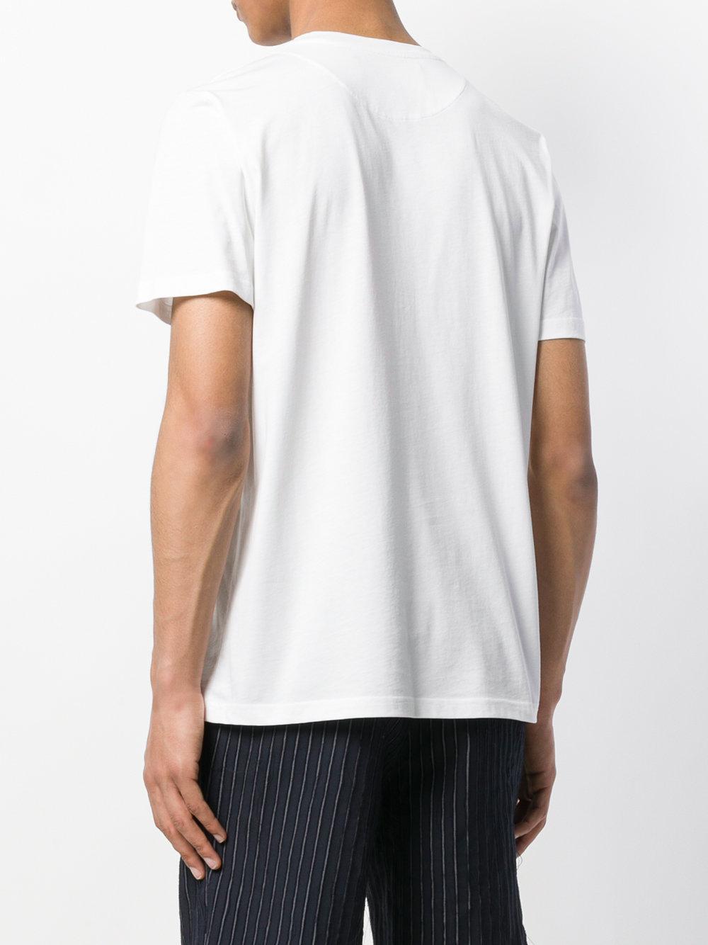NATURAL SELECTION T-shirt à poche poitrine Fym65HY