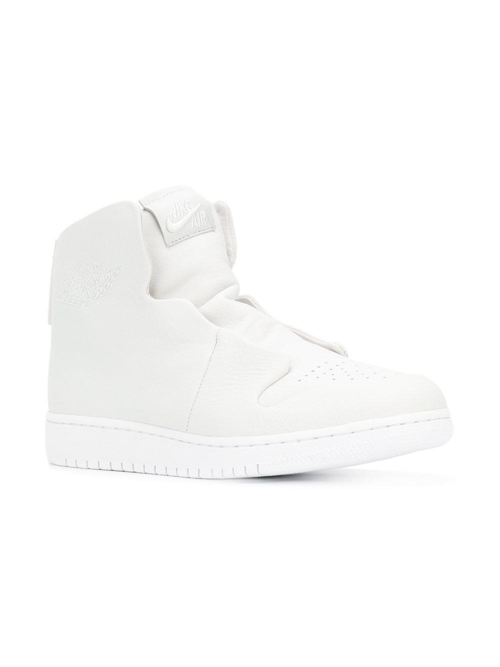 af532c8243d Lyst - Nike Jordan Aj1 Sage Xx Reimagined Sneakers in White
