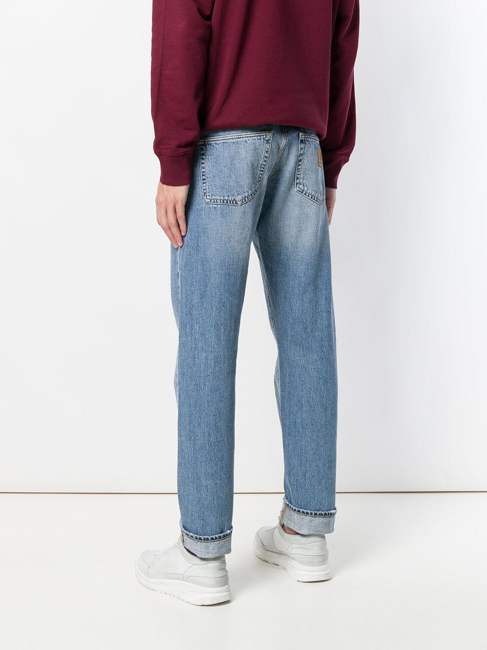 Carhartt Denim Klondike Jeans in Blue for Men
