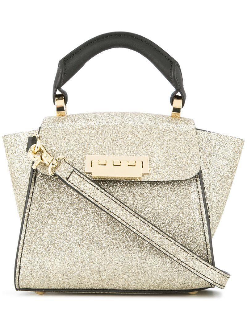 Zac Zac Posen Eartha Iconic Mini Top Handle Bag In