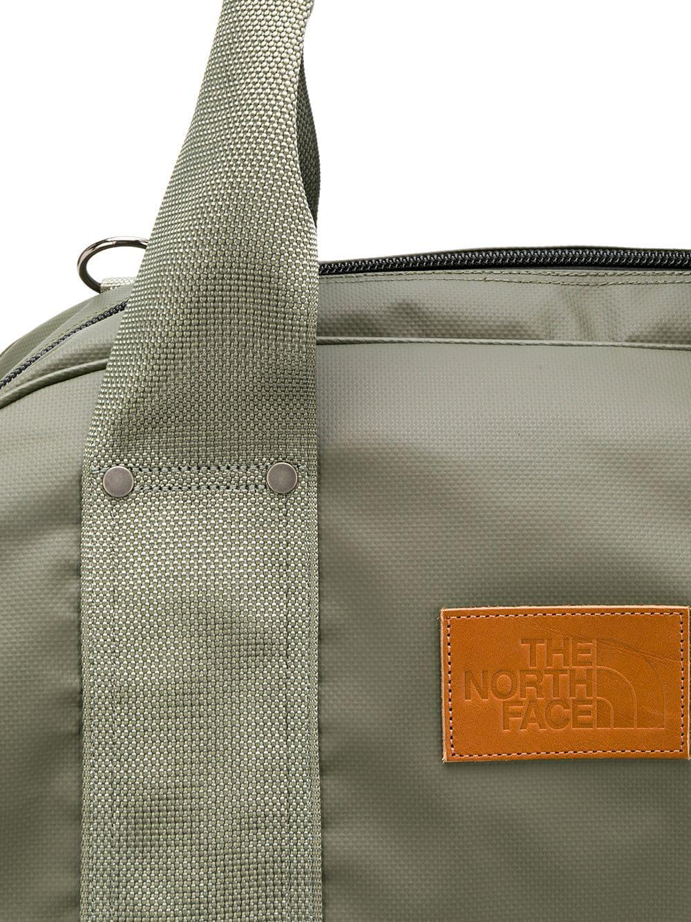 7c3a40618 Junya Watanabe Green X The North Face Holdall for men
