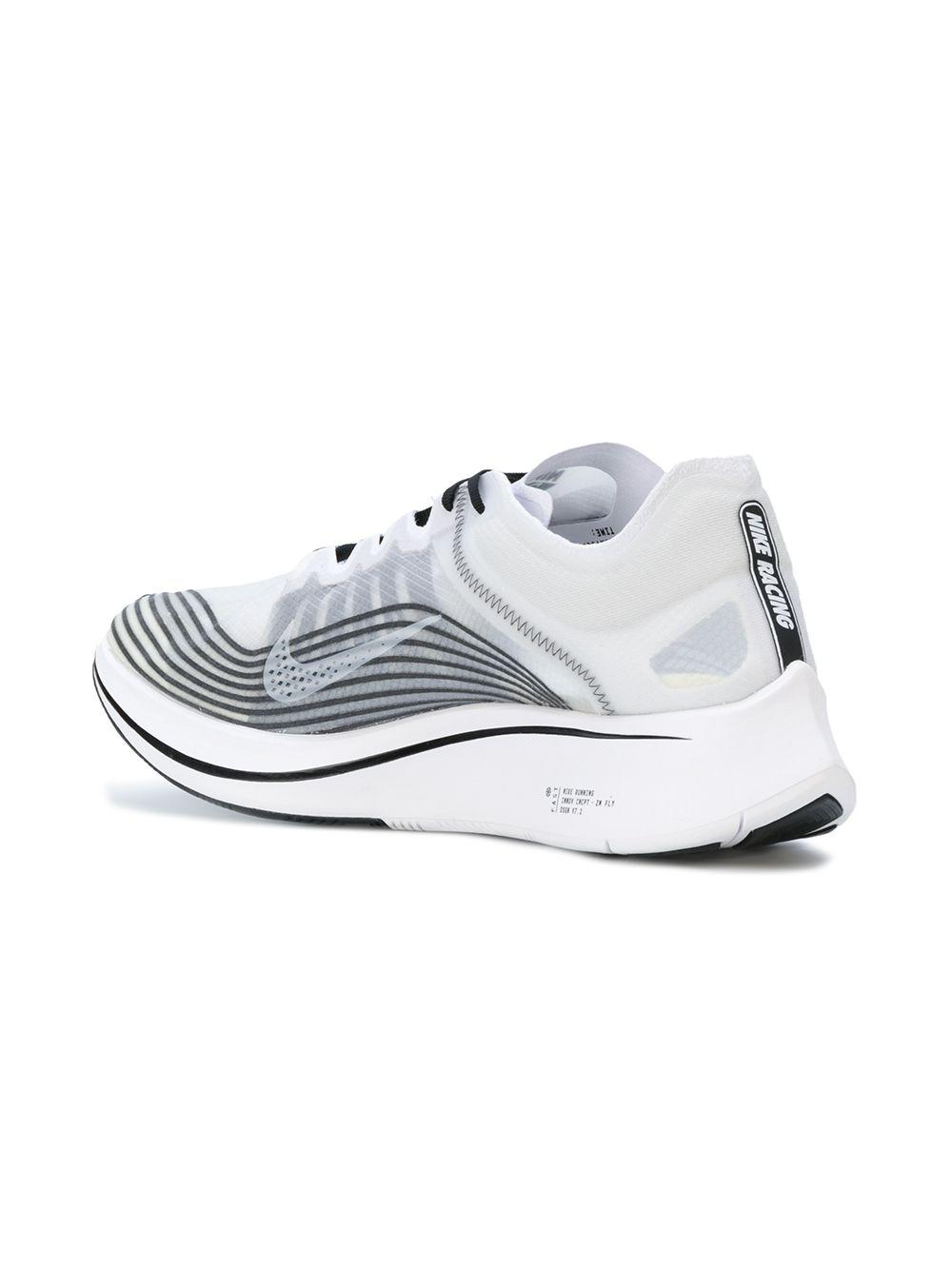 bb0b2f0033860 Nike - White Lab Zoom Fly Sp Sneakers - Lyst. View fullscreen