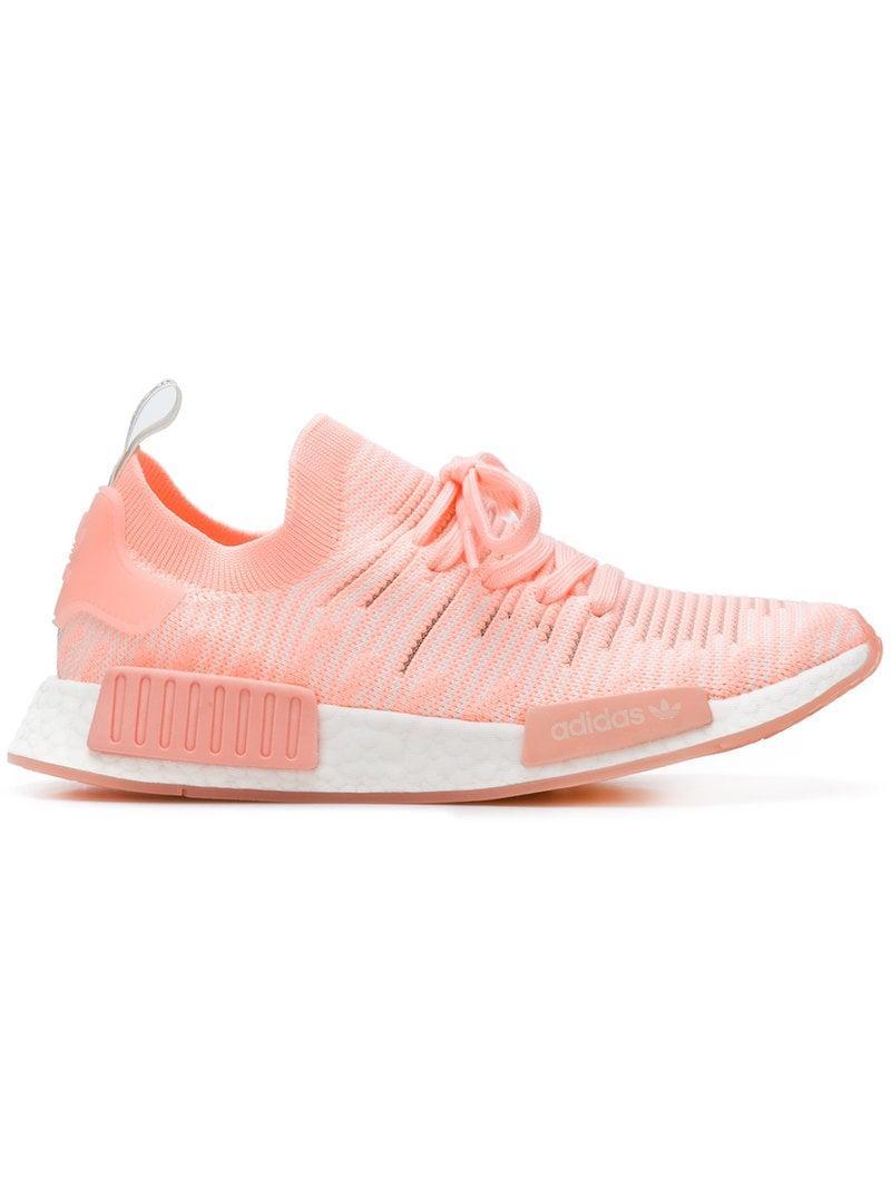 0dfea05cbbbe1 Adidas - Yellow Originals Nmd r1 Stlt Primeknit Sneakers - Lyst. View  fullscreen