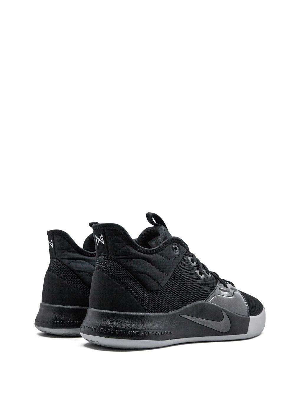 Zapatillas PG 3 Nike de Tejido sintético de color Negro para hombre