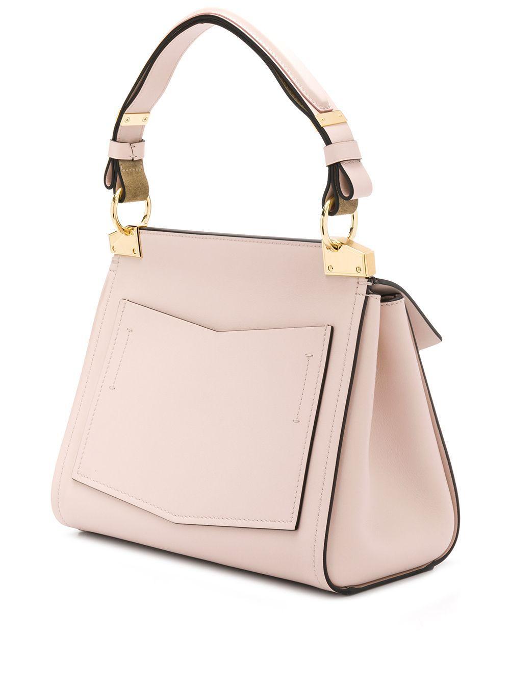 Sac à main Mystic Cuir Givenchy en coloris Rose Qivy