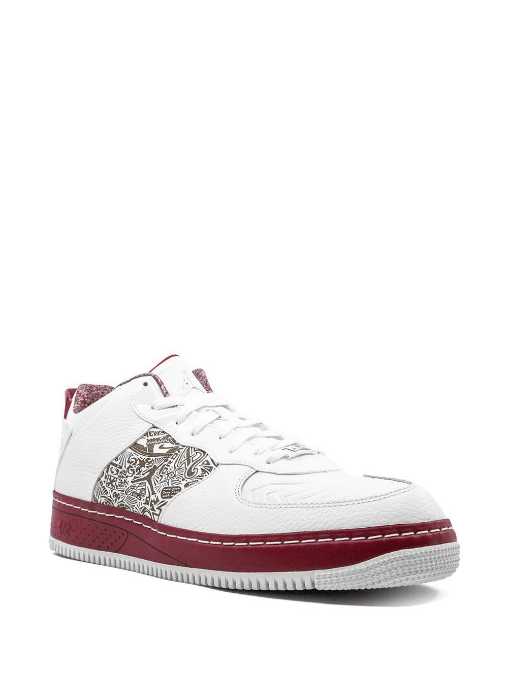 Nike Kant Ajf 20 Low-top Sneakers in het Wit voor heren
