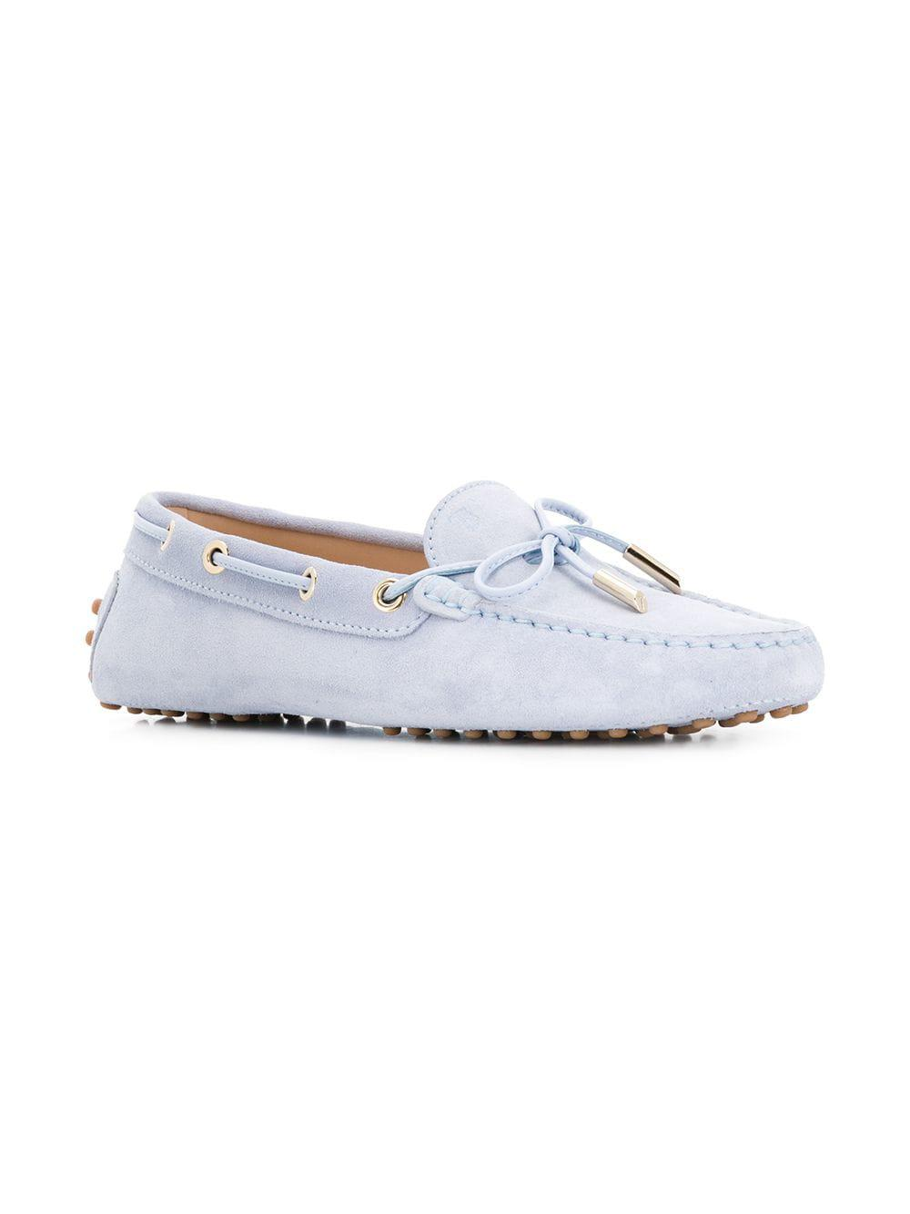 6ad26ecd84a Lyst - Tod S Gommino Loafers in Blue