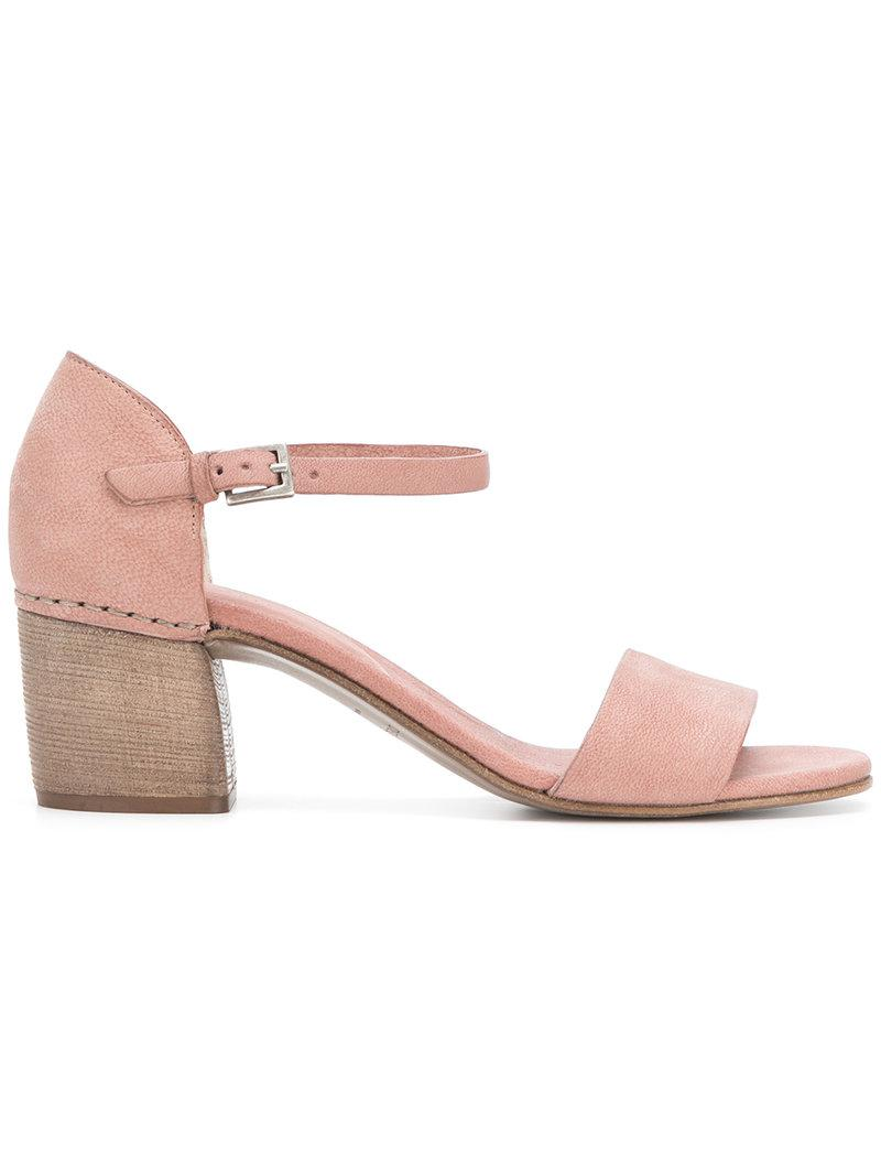 ROBERTO DEL CARLO Embossed detail sandals Looking For Cheap Low Price Fee Shipping Extremely Sale Online How Much Discount Wholesale Price BHGKDa