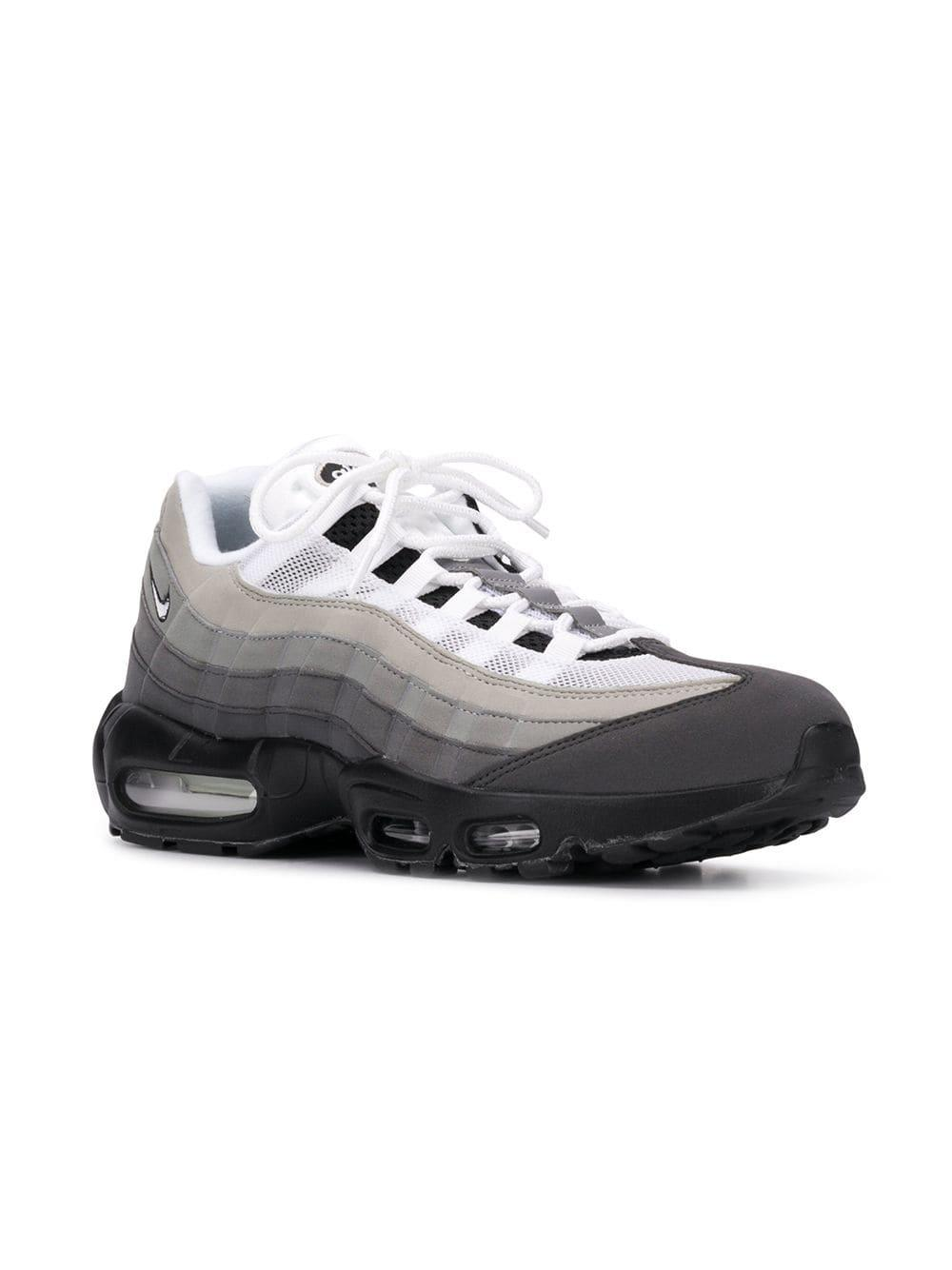6287e08ba9a Lyst - Nike Air Max 95 Sneakers in Gray for Men - Save 1%