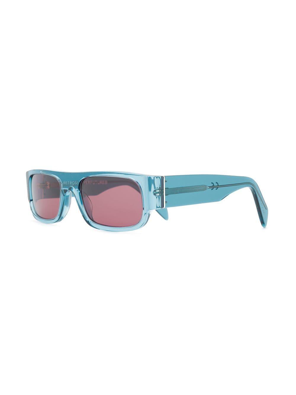 2440dc718b15 Retrosuperfuture Smile Sunglasses in Blue - Lyst