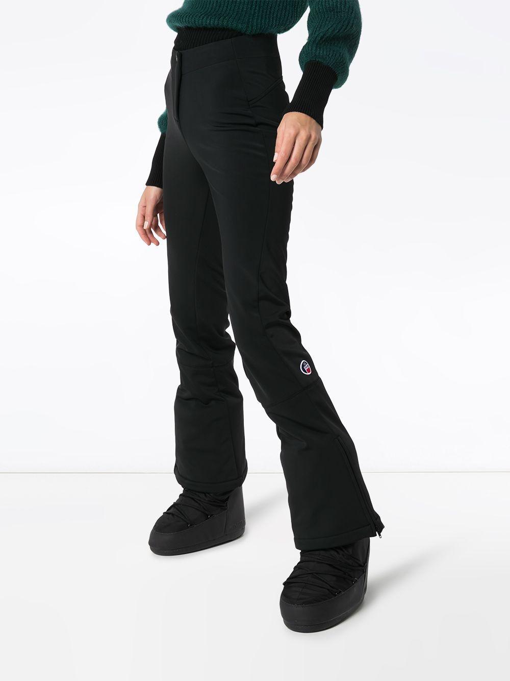 Pantalones de esquí Tipi Fusalp de Tejido sintético de color Negro